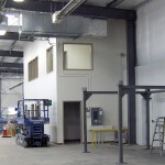 Office Space in Manufacturing Building, Pier Pleasure Manufacturer, Building Addition in Mankato, Minnesota