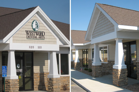Exterior Views of Westwood Development, Standalone Building in Mankato, Minnesota